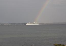 Jewel Of The Seas ved Ålsgårde 07. juli 2008