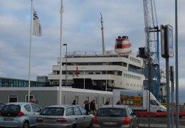 Juleskib i Køge 30. november 2013