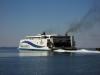 KatExpress 1 ved Odden havn 27. maj 2012