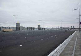 Cruise Terminal Ocean 25. januar 2014