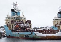 Mærsk Supplier 2016-01-17