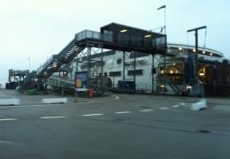 Max Mols afsejler Odden, undervejs og ved Århus