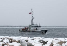 MHV 905 Askø 17. januar 2016