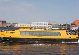 Movia Havnebussen Nordhavn 17. august 2015