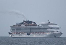 MSC Meraviglia 28. april 2019