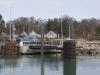 Det nye havneleje i Rørvig havn 6. april 2013