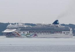 Norwegian Pearl 6. juni 2019