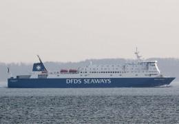 Patria Seaways 11. april 2015