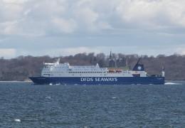 Patria Seaways 17. april 2015