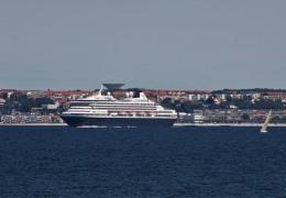 Prinsendam 11. juni 2011