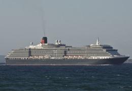 Queen Victoria 2. juni 2013