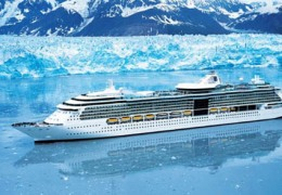 Radiance Of The Seas 19. marts 2013