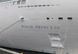 Royal Princess 12. maj 2014