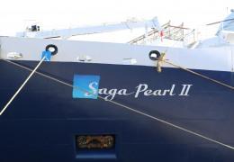 Saga Pearl II - 1. september 2014