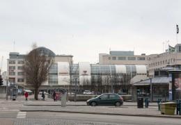 Scandlines Terminal  Helsingborg 15. februar 2014