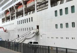 Sea Princess 7. juli 2019