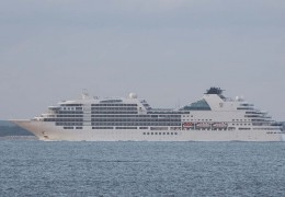 Seabourn Ovation - 4. august 2018