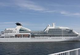 Seabourn Quest 16. maj 2014