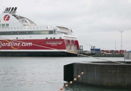 Stavangerfjord 22. februar 2014