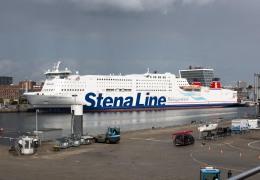 Stena Germanica 18. august 2014