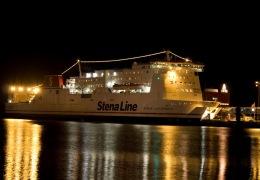 Stena Jutlandica 28. december 2009