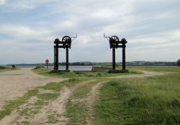Havneanlægget på Fyn 2. juni 2013