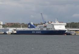 Victoria Seaways 19. august 2014