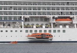 Viking Sea 26. juli 2016