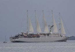 Wind Surf ud for Snekkersten 29. juli 2012