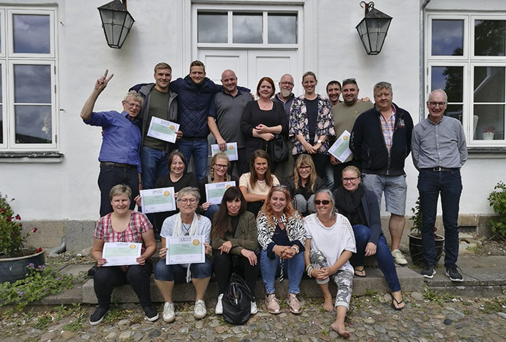 Congratulations to the 18 new certified Fairstart instructors