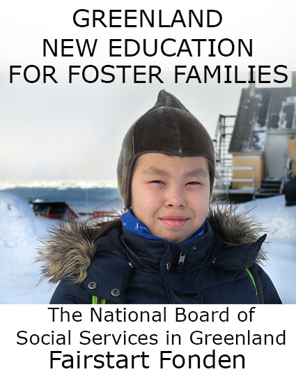 Fruitful Cooperation with National Board of Social Services in Greenland