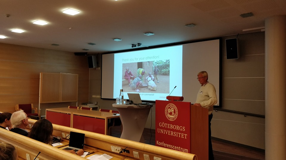 Fairstart til Nordic Attachment Konference