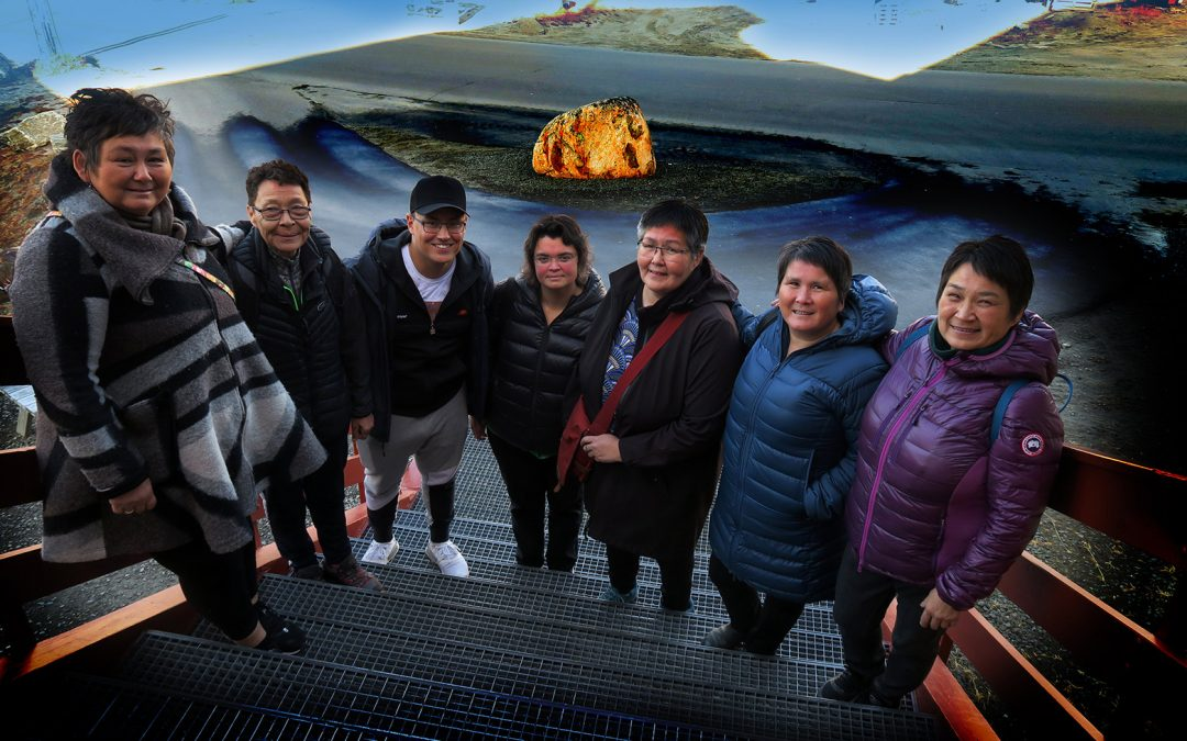 """FOLLOW-UP SEMINAR IN SISIMIUT: """"The sooner we start to spread this knowledge to more people, the better."""""""
