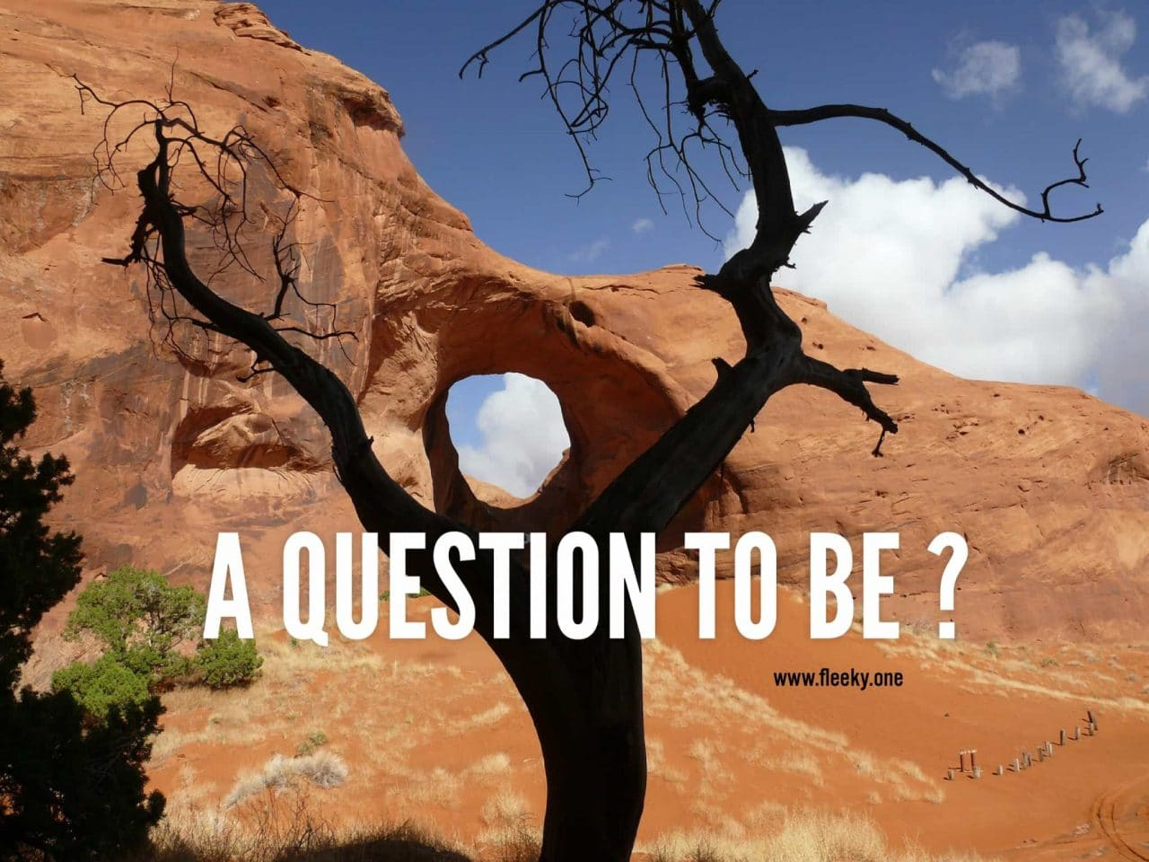 A question to be
