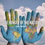 The hunger of the nations
