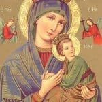 Mother of perpetual help