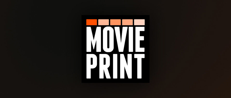 MoviePrint - an OSX Tool