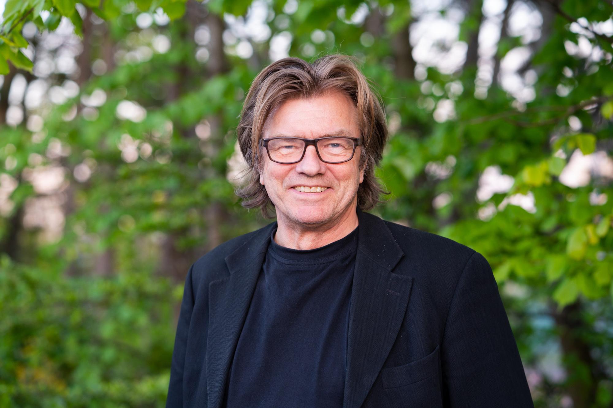 Formand Erik Schaardt