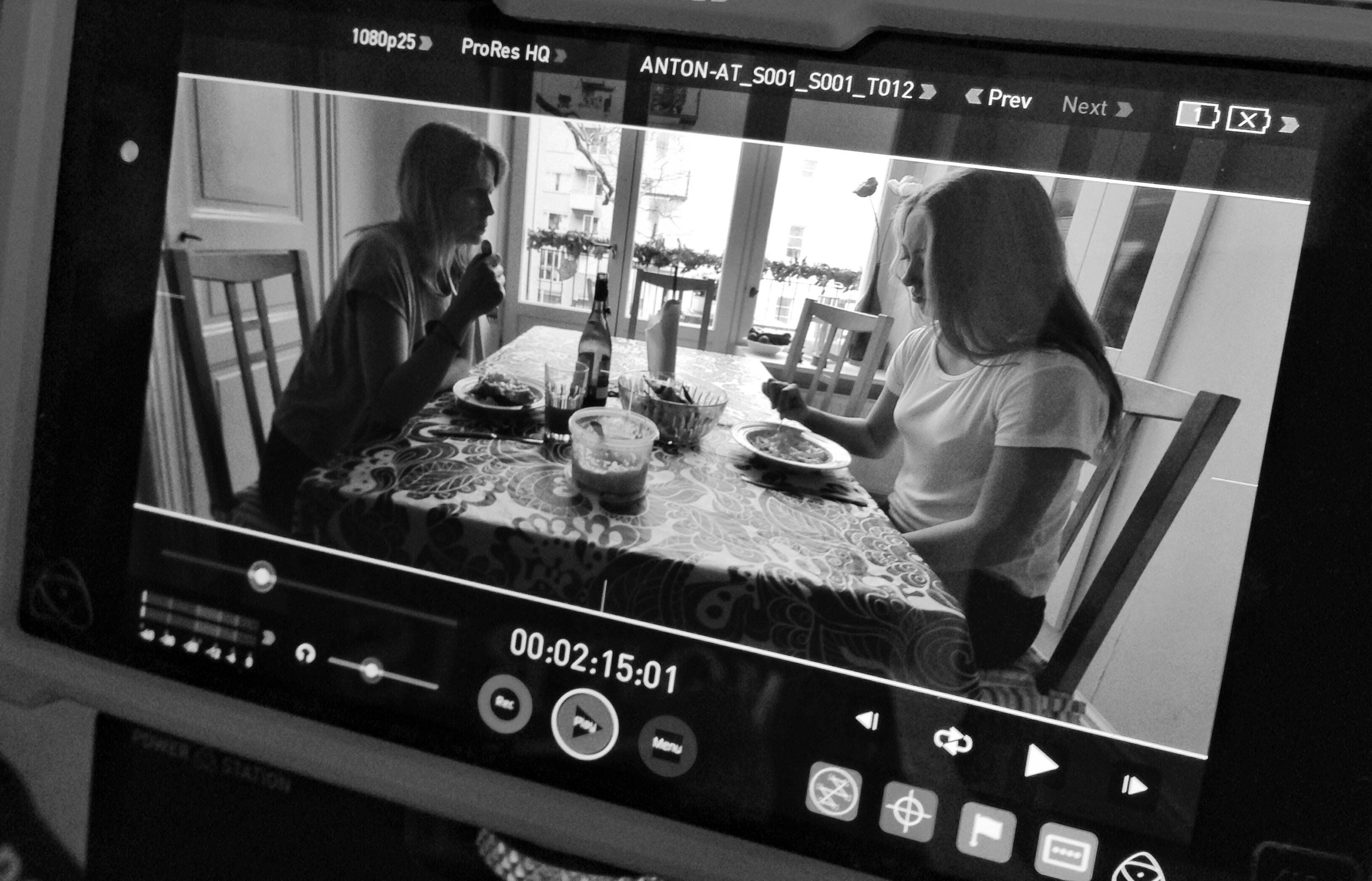 Sarah Marklund - Liv Wiklund - Fate film