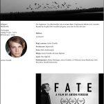stockmotion film festival, Fate film, Ödet film, #stockmotion