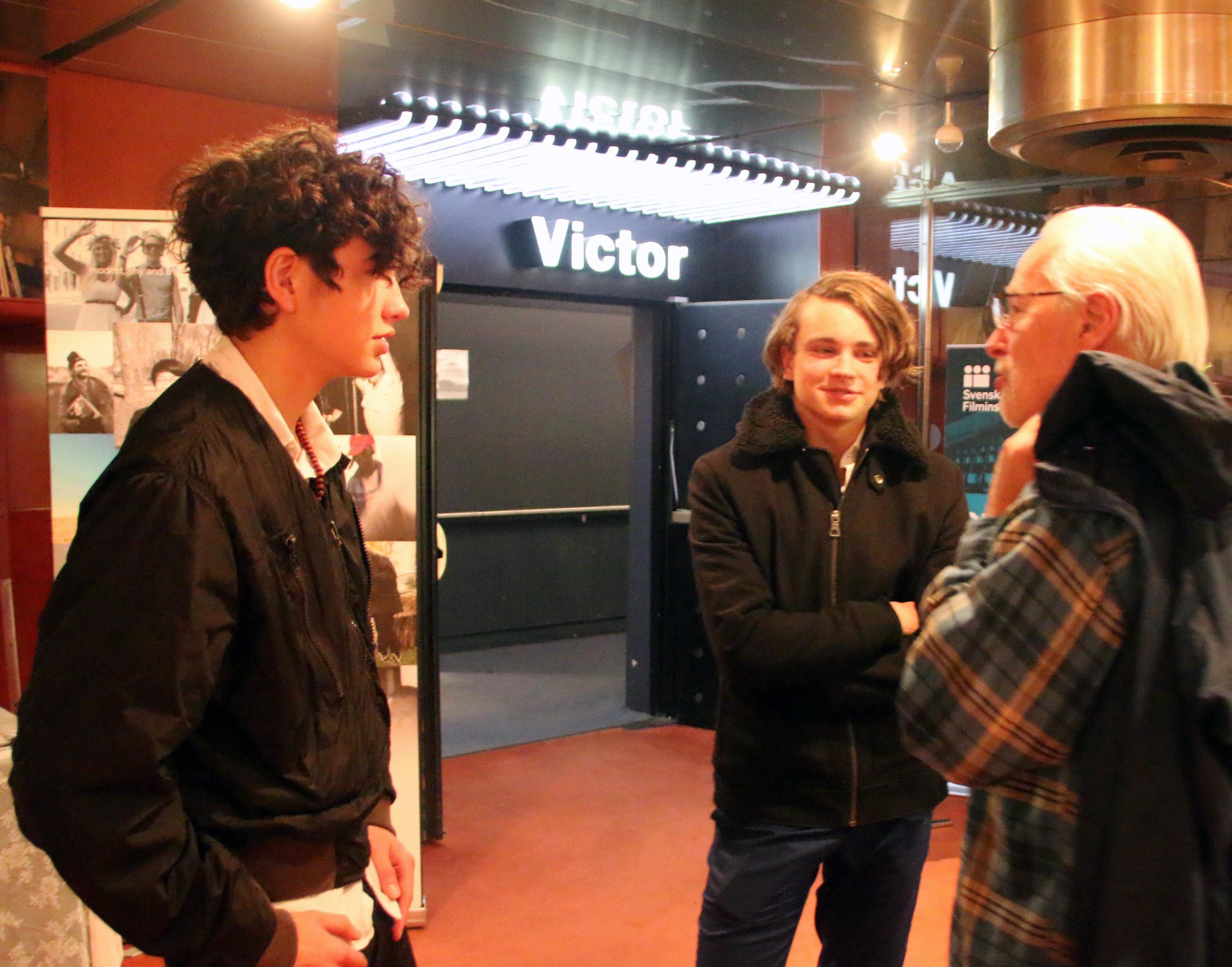 Stockmotion filmfestival,malte Gårdinger,Anton Forsdik,Per Sundström Fate film