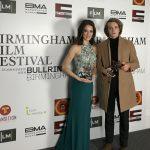 Anton Forsdik Young film maker BIRMINGHAM FILM FEST