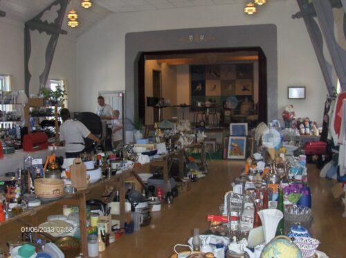 Koordineringsmøde omkring årets Loppemarked @ Granslev Forsamlingshus   Langaa   Denmark
