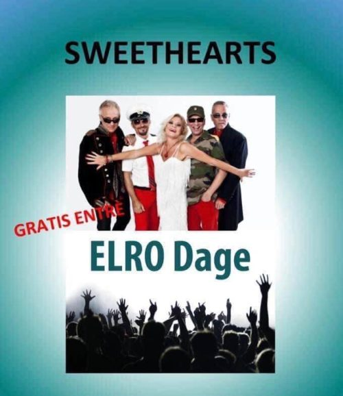 Sweethearts koncert i Laurbjerghallen @ Laurbjerg, Arhus, Denmark | Laurbjerg | Denmark