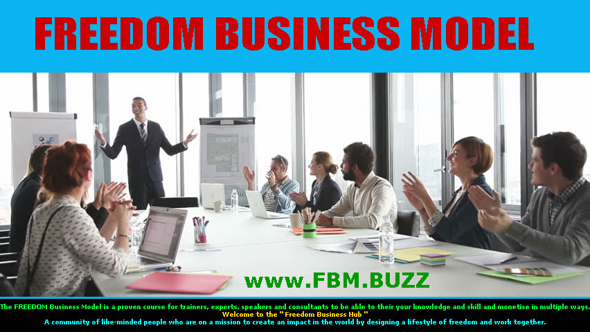 Freedom Business Model Hub