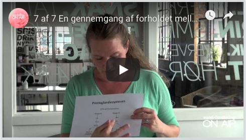 Torunn Laksafoss - Om forholdet mellem 3 og 6