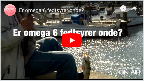 Umahro - Er omega 6 fedtsyrer onde