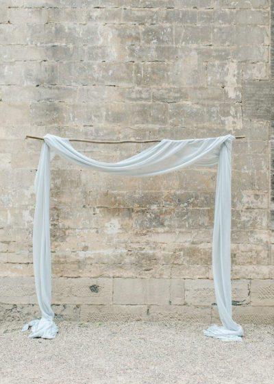 Backdrop frame huren bruiloft