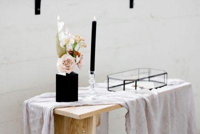 envelopbox huren bruiloft slot glas goud spiegel kaartenbox enveloppendoos enveloppenkist zwart