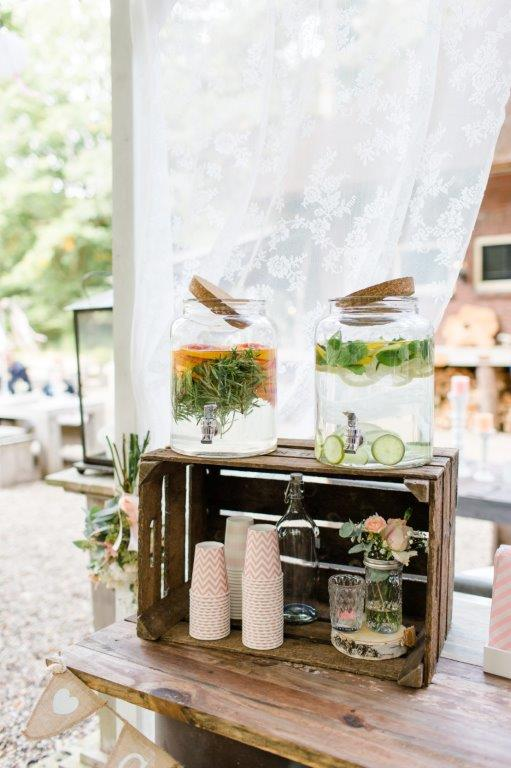 limonadebar bruiloft